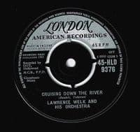 LAWRENCE WELK Yellow Bird Vinyl Record 7 Inch London 1961